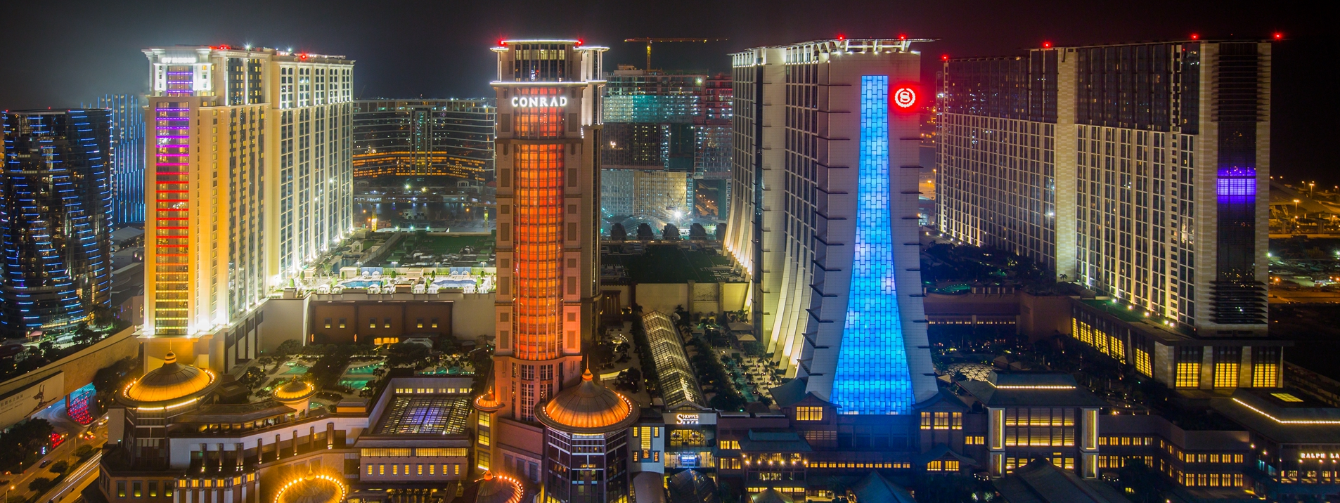 sands cotai central macau